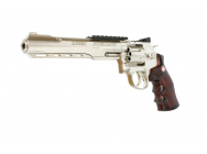 Replique Revolver RUGER 8 SUPER HAWK SILVER CO2 - EUR-PG2940