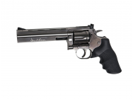 REPLIQUE REVOLVER DAN WESSON 715 CO2 STEEL GREY 6 POUCES ASG - EUR-PG1928