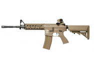 REPLIQUE AEG CM16 RAIDER LONG TAN - G&G - EUR-LE8098
