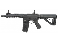 REPLIQUE AEG GC16 SR CQB FULL METAL KEYMOD 1J - G&G - EUR-LE8165