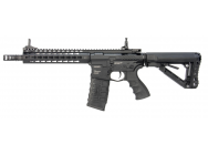 REPLIQUE AEG GC16 SR-L FULL METAL KEYMOD 1J - G&G - EUR-LE8166