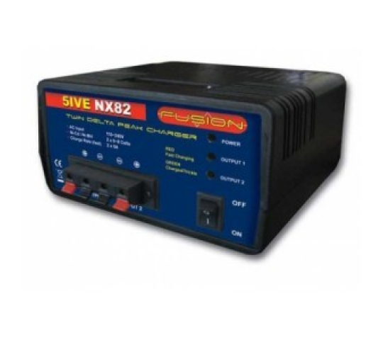 Chargeur Vector NX82 12/220 - FUSION - FS-NX82E