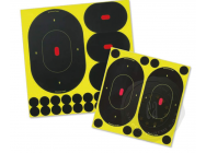Shoot-N-C Silhouette Packs12 targets +48 pellets - EUR-A52150