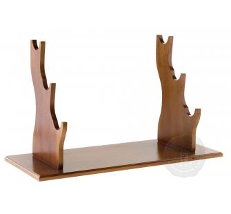 porte fusils en bois a51400 miniplanes. Black Bedroom Furniture Sets. Home Design Ideas