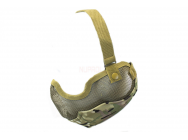 Bas de masque grillage Shield V2 - Camo  - EUR-A69737