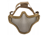 BAS DE MASQUE GRILLAGE V1 - TAN Bas de masque grillage V1 - EUR-A69988