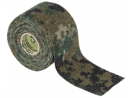 STRAP DE CAMOUFLAGE DIGITAL WOODLAND  - EUR-BP1205