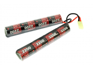 Batterie mini 9,6 v/2200 mah - A63206