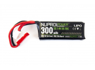 BATTERIE LIPO 7.4 V / 300 mah 35 C  SPECIAL HPA NP  - EUR-A69983