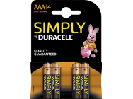 PILE ALCALINE LR03 AAA DURACELL  - EUR-LC414D