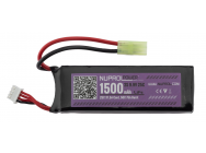 BATTERIE LI-FE POWER 9,9 V 1500 MAH 25 C SLIM STICK  - EUR-A69981