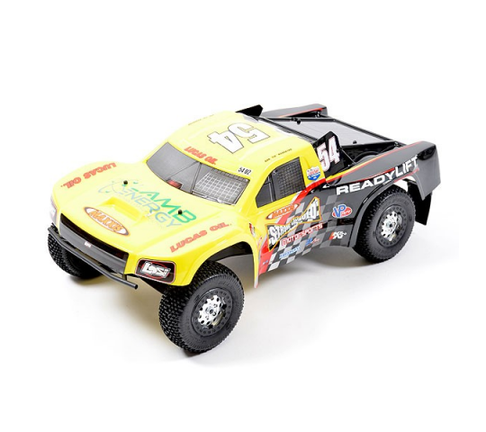 Short Course XXX-SCT  STRONGHOLD  2.4Ghz RTR 1:10 - LOSI - LOS-LOSB0109