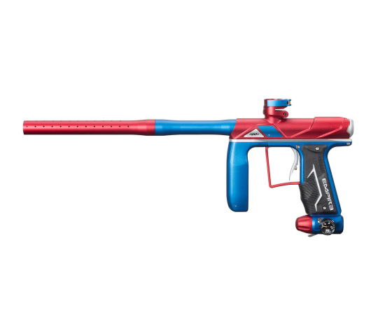 Marqueur axe pro red/blue/silver - MA409