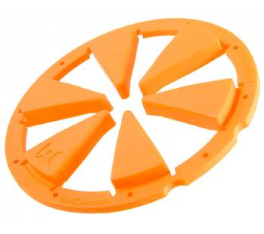 Exalt feedgate rotor orange - BP747