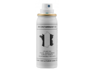 Aerosol decontaminant - gaz CS - 50 ml - SP125