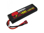 Lipo 2S 7.4V 4000mAh 45C Brainergy - 801004-20