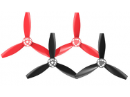 Helices pour Bebop 2 Rouge - PF070219AB