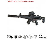 Type MP5 - AEG - 0.2J - 6 mm (Premium serie) - OT-G029