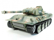 Char RC German Panther Son Fumee  2.4Ghz AMEWI QC Edition - 23060