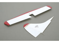 Beaver 25e -Set empennages - EFL4528