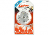 Lampe LED a coller XANLITE PUSH'ON - A-BN-3