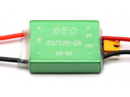 BEC 1.2G 5.8Ghz BEC 12V / 5V switch - 967279
