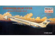 MD-81 Scandinavian Airline System 1/144 - 14474