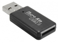 Carte 2Gb + adapteur USB - 2GBUSB