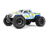 ECX Ruckus Monster Truck 1/10 2WD RTR Gris/Bleu - ECX03131IT1