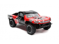 ECX Torment Short Course Truck 1/10 2WD RTR Rouge/Gris - ECX03133IT1