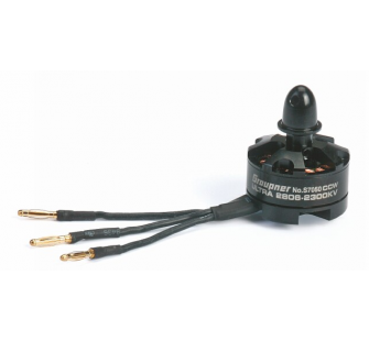 ULTRA 2806 2300KV brushless - S7050