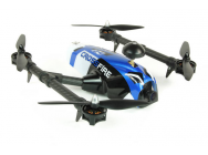 Pack FPV Racer 250 Crossfire Complet - Lunettes - Chargeur - Radio AT9 - BDL-AZSZ2802A-RTF2