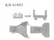 KB-61002 - Lot de pieces plastique - Amewi - AMW-KB-61002