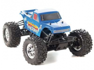 Monstertruck Raptor-E 4WD M 1/8 Brushless RTR - 22091