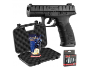Pack Beretta apx - CO2 + mallette Noire + 5 capsules de CO2 + 3000 billes 0,25g G&G - PCKAPX