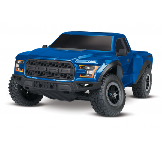 Ford F-150 Raptor 2017 1/10 Brushed TQ 2.4Ghz ID RTR - TRX58094-1