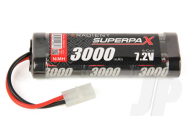 Superpax Battery NiMH 7.2V 3000mAh SC Stick, TAM  - RDNA0130