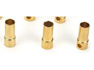 Bullet Connectors, 3.5mm Female (3) - RDNA0269