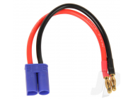 Charge Adapter, 4mm Bullet to EC5 M - RDNA0336