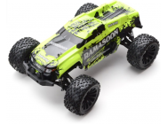 Monster truck 4x4 Ramasoon Brushed RTR Kit - Jaune fluo
