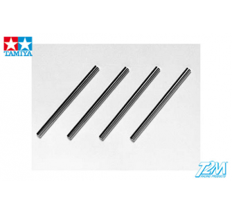 Axes de triangle 3x46mm Echelle : 1/10 Tamiya - TAM-51093