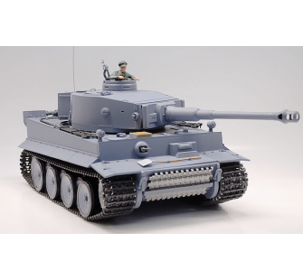 1:16 German Tiger I (2.4GHz+Shooter+Smoke+Sound) - 4400700