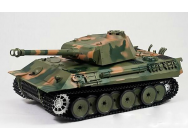 1:16 German Panther (2.4GHz+Shooter+Smoke+Sound) - 4400701