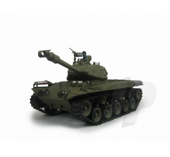 1:16 US M41A3 Walker Bulldog (2.4GHz+Shooter+Smoke+Sound) - 4400703