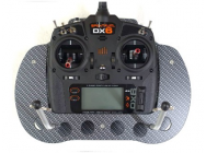 PUPITRE CARBON LOOK RADIO DX6/DX7 V2 et DX8 G2 SPEKTRUM - RMT-3106