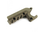 Montage laser M1911 series tan - King Arms - A60546