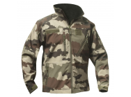 Blouson camo ce softshell 3 couches dintex - T7230062