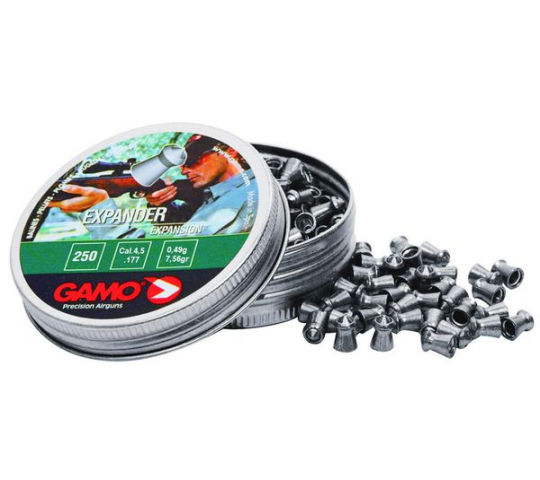 Plombs Expander 4,5 mm - Gamo - PB249