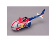 Red Bull Bo.105 mCX -Fuselage (2 parties) - BLH2827