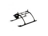 Landing Skid and battery mount: MSRX, - BLH3204